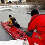akcja lod zima tonacy 150x150 - W kadrze