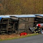wypadek autobus strazacy pierwsza pomoc 150x150 - W kadrze